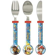 Paw Patrol Round Cutlery | Knife | Fork | Spoon | Set