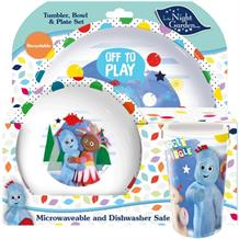 In the Night Garden Mealtime Tumbler | Bowl | Plate