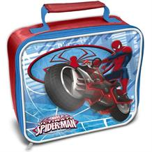 Marvel Ultimate Spiderman Insulated School Lunch Bag