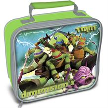 TMN Turtles Dimension X Insulated School Lunch Bag