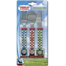 Thomas & Friends Racing Cutlery | Knife | Fork | Spoon