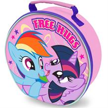 My Little Pony Round Insulated School Lunch Bag