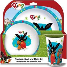 Bing the Rabbit Mealtime Tumbler | Bowl | Plate
