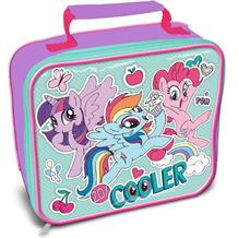 My Little Pony Sticker Book Insulated School Lunch Bag