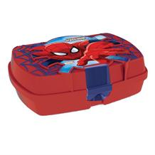 Ultimate Spiderman School Sandwich Box | Container