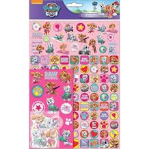 Paw Patrol Girls Skye & Everest Mega Sticker Pack 150 Stickers