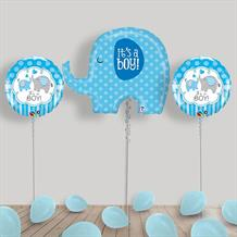 Inflated It's a Boy | Baby Shower Helium Balloon Package in a Box