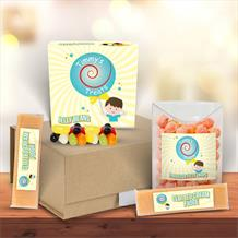 The Pick Me Up | Treat Mini Sweet Box, Drops and Fudge Gift Box by Timmy's Treats