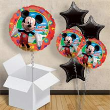 "Mickey Mouse Happy Birthday 18"" Balloon in a Box"