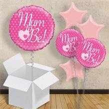 "Mum to Be | Baby Shower 18"" Balloon in a Box"