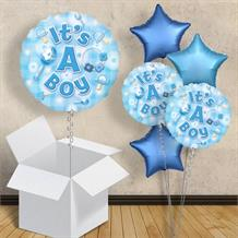 "It's a Baby Boy | Baby Shower 18"" Balloon in a Box"