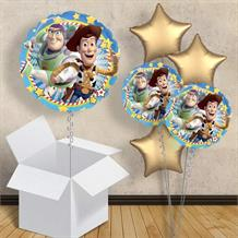 "Toy Story Star Power 18"" Balloon in a Box"
