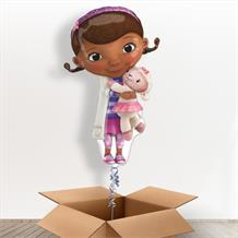 Doc McStuffins Giant Shaped Balloon in a Box Gift