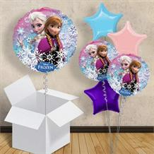 "Disney Frozen Holographic 18"" Balloon in a Box"