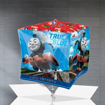 "Thomas and Friends 15"" Cube Balloon in a Box"
