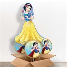 Snow White Giant Shaped Balloon in a Box Gift