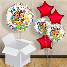 "Mickey Mouse and Friends Happy Birthday 18"" Balloon in a Box"