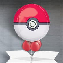 "Pokemon Pokeball 15"" Orbz 