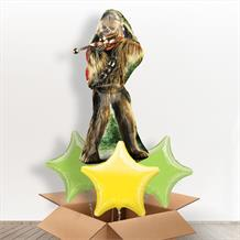 Chewbacca | Star Wars Giant Shaped Balloon in a Box Gift