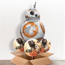 Star Wars | BB-8 Giant Shaped Balloon in a Box Gift