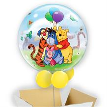 "Winnie the Pooh and Friends 22"" Bubble Balloon in a Box"