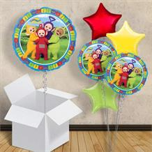 "Teletubbies Group 18"" Balloon in a Box"