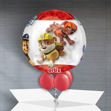 "Paw Patrol Chase and Marshall 15"" Orbz 