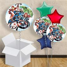 "Marvel Avengers Group 18"" Balloon in a Box"
