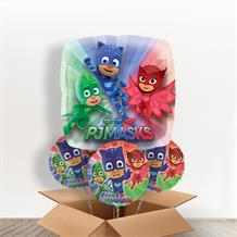 PJ Masks Giant Shaped Balloon in a Box Gift