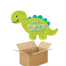 Dinosaur Dino Mite Giant Shaped Balloon in a Box Gift