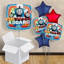 "Thomas & Friends All Aboard 18"" Balloon in a Box"