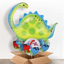 Brontosaurus | Dinosaur Giant Balloon in a Box Gift
