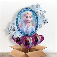 Disney Frozen 2 Giant Shaped Balloon in a Box Gift