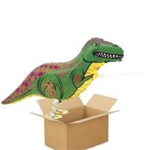 T-Rex | Dinosaur Walking Shaped Giant Balloon in a Box Gift
