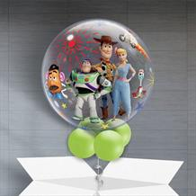 "Toy Story 4 | Woody | Forky 22"" Bubble Balloon in a Box"