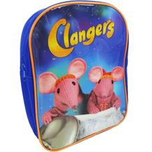 Clangers Rucksack Backpack