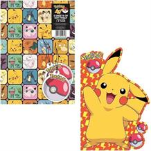 Pokemon | Pikachu Giftwrap, Gift Tags and Birthday Card