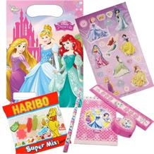 Disney Princess Party Bag Kit | Stationery | Stickers | Sweets
