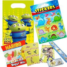 Toy Story Party Bag Kit | Stationery | Stickers | Sweets