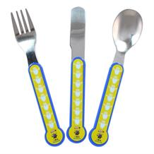 Despicable Me 2 Minion Cutlery | Fork | Spoon | Set