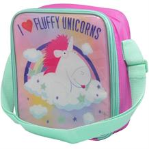 Minions Unicorn Insulated School Lunch Bag with Strap