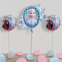 Inflated Disney Frozen Helium Balloon Package in a Box