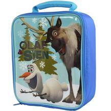 Disney Frozen Olaf and Sven Insulated School Lunch Bag