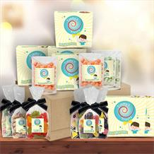 The Retro | Classic Sweets Large Luxury | Sharing Hamper Gift Box by Timmy's Treats