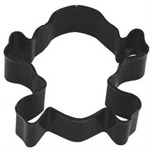 Pirate Skull and Crossbone Shaped Cookie Cutter