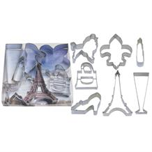 Paris | Parisienne | France Cookie Cutter Set