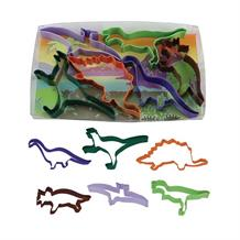 Dinosaur Shaped Cookie Cutters