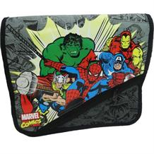 Marvel Avengers Cartoon Courier | Messenger | Shoulder Bag