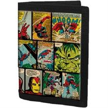 Marvel Avengers Comics Money Wallet | Purse