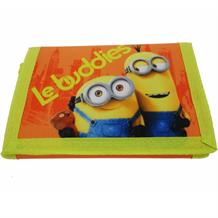 Despicable Me 2 Minion Money Wallet | Purse